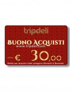 Buono Acquisti Tripdeli da...